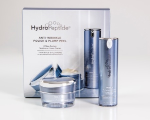 Plump & Polish with HydroPeptide.