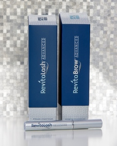 RevitaLash eyelash & eyebrow conditioners.