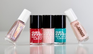 Check out the entire Layla nail polish collection.